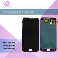 Para ASUS ZenFone 4 Selfie Pro ZD552KL Z01MD LCD Pantalla amoled pantalla OLED Digitalizador de Panel táctil asamblea para Asus pantalla Original