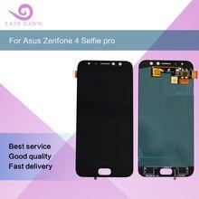 Voor ASUS ZenFone 4 Selfie Pro ZD552KL Z01MD LCD amoled screen OLED Touch Panel Digitizer Vergadering Voor Asus Display Originele