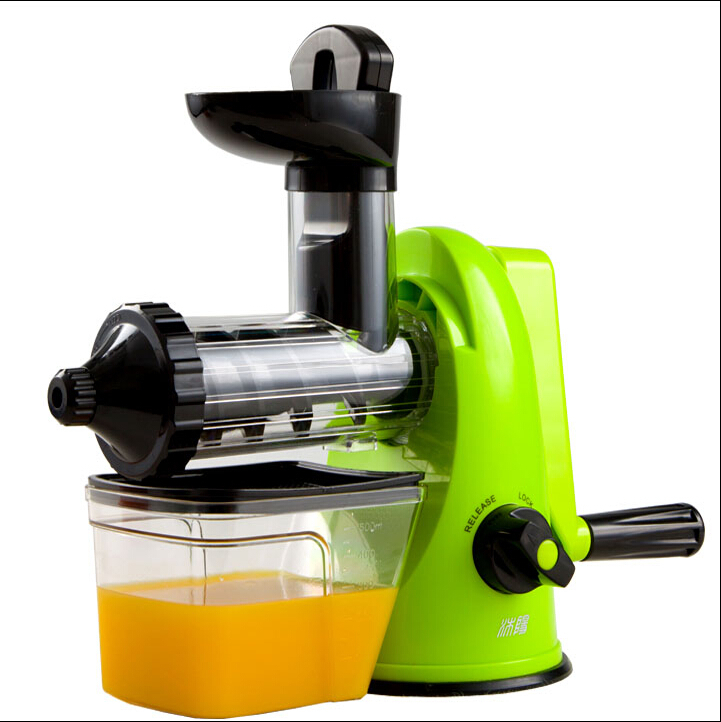 manual juicer hand fruit juice machine cold press extractor squeezer of kitchen appliances in. Black Bedroom Furniture Sets. Home Design Ideas