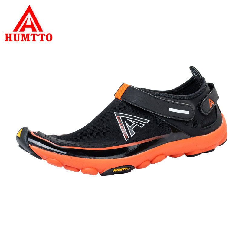 HUMTTO Men's Aqua Shoes Outdoor Hiking Sandals Breathable Shoes Lightweight Quick-drying Wading Shoes Sport Camping Sneakers lightweight men water shoes quick drying wading shoes male aqua shoes for outdoor upstream breathable sports hiking shoes