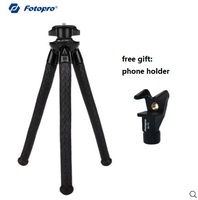 Flexible Camera Tripod Light Photo Tripods For Gopro For Action Video DSLR Camera