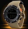 Homens novos Esportes Relógio Militares Relógios LED Digital Multifunções Exército 50 M Dive Escalada À Prova D' Água Relógios de Pulso Top Quality