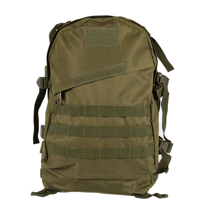 4f4bf3bae589 40L Outdoor Camping Climbing Hiking Trekking Bags Molle 3D Military  Tactical Backpack Rucksack 51 38 18cm