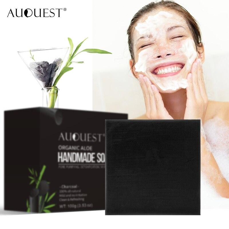 Schönheit & Gesundheit Reiniger Bambus Holzkohle Seife Öl Steuer Entfernen Gesicht Körper Mitesser Pickel Schönheit Hautpflege Produkte