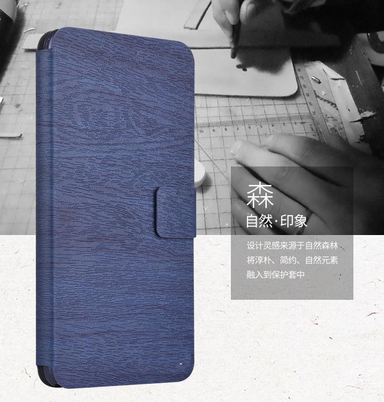 Xiaomi Mi A2 Lite Case- ը Flip 5.84-ի կաշվե հեռախոսի - Բջջային հեռախոսի պարագաներ և պահեստամասեր - Լուսանկար 2