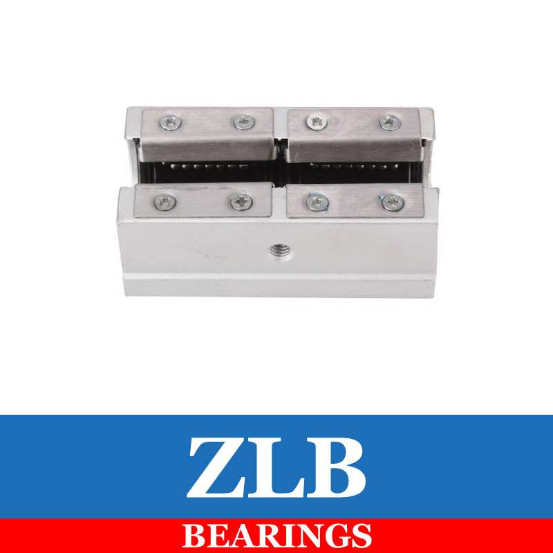 2pcs SBR16LUU 16mm CNC Router Linear Ball Bearing Block жидкость sbr oreshek 60мл 0мг