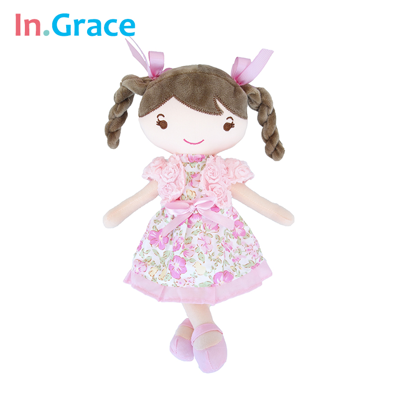 Toys For Little : In grace newest toys for girls little red girl dolls with