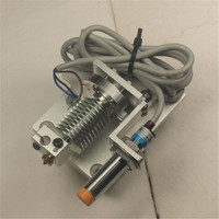 Reprap Prusa i3 v6 Bowden X carriage mount and hotend kit with Inductive Proximity Sensor Auto Leveling Probe 1.75/3mm