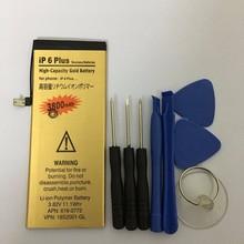 Smeb 100% гарантия 0 цикл [3800 мАч] Замена литий-ионная Батарея для iPhone 6 Plus 5.5 дюймов батарея с 8 шт. комплект Инструменты