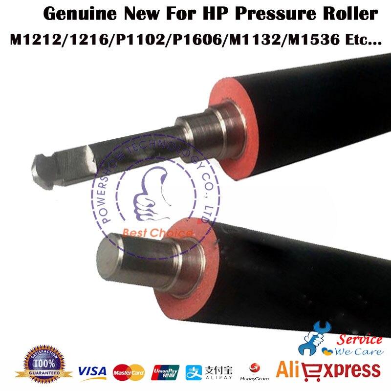 bilder für 4X Original Neue Lower Pressure Roller Für HP Laserjet P1606 M1536 P1566 1606 1536 1566 M201 M225 P1102 P1108 M1212 M1218 M1217