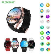 FLOVEME X13 Sport Bluetooth Smart Uhr Passometer Herz Rart Geräte Überwachen anti-verlorene Smartwatch Für iPhone & Android Uhr