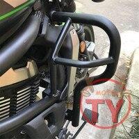 Motorcycle For Kawasaki Vulcan 650 S EN650 S650 2015 2016 2017 VN650 Bumper Protection Bar Frame Guard engine Steel