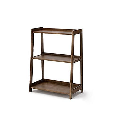 Scala per libreria ikea le tavole in legno lamellare - Scaffali in legno ikea ...