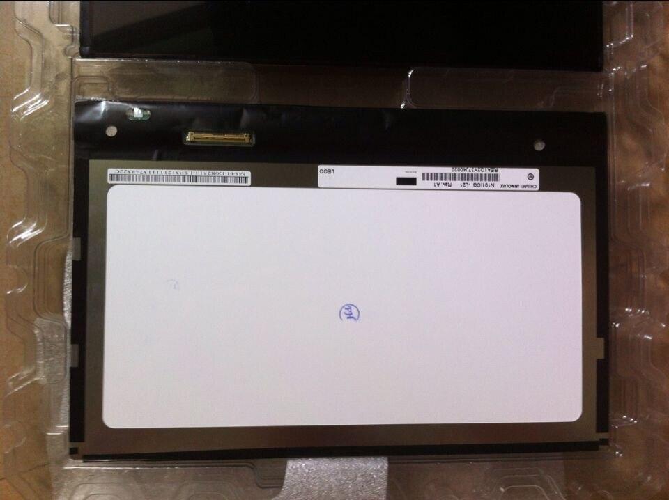 Nouveau 10.1 pouces N101ICG-L21 IPS 1280*800 résolution carte pilote + télécommande. Interface double AV/VGA/HDMI.