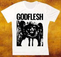 GODFLESH PURE INDUSTRIAL METAL MINISTRY KILLING JOKE SCORN UNISEX T SHIRT High Quality Custom Printed Tops