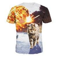 New Spring And Summer 3D T Shirt Casual T Shirt Women Men Print Tshirt Sport Tees