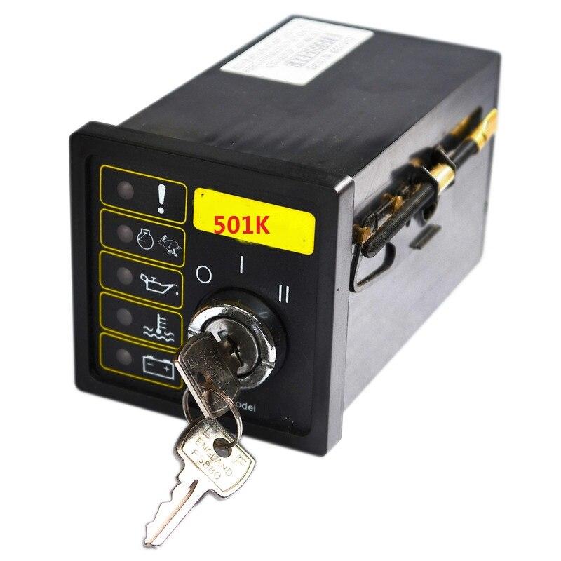 цена на MEBAY 501K(replace DSE501K) Manual Board Key Start Generator Control Module