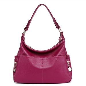 Image 3 - Женская сумка из натуральной кожи в стиле ретро, дамская сумочка на плечо, Женский мессенджер через плечо, дамские тоуты
