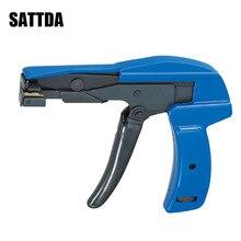 SATTDA HS-600A крепления резка инструмент специально для Кабельные стяжки пистолет нейлон