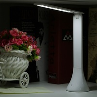 USB Rechargeable New Touch Sensor LED Desk Table Lamp Reading Light Indoor Folding Desk Lamp Touch