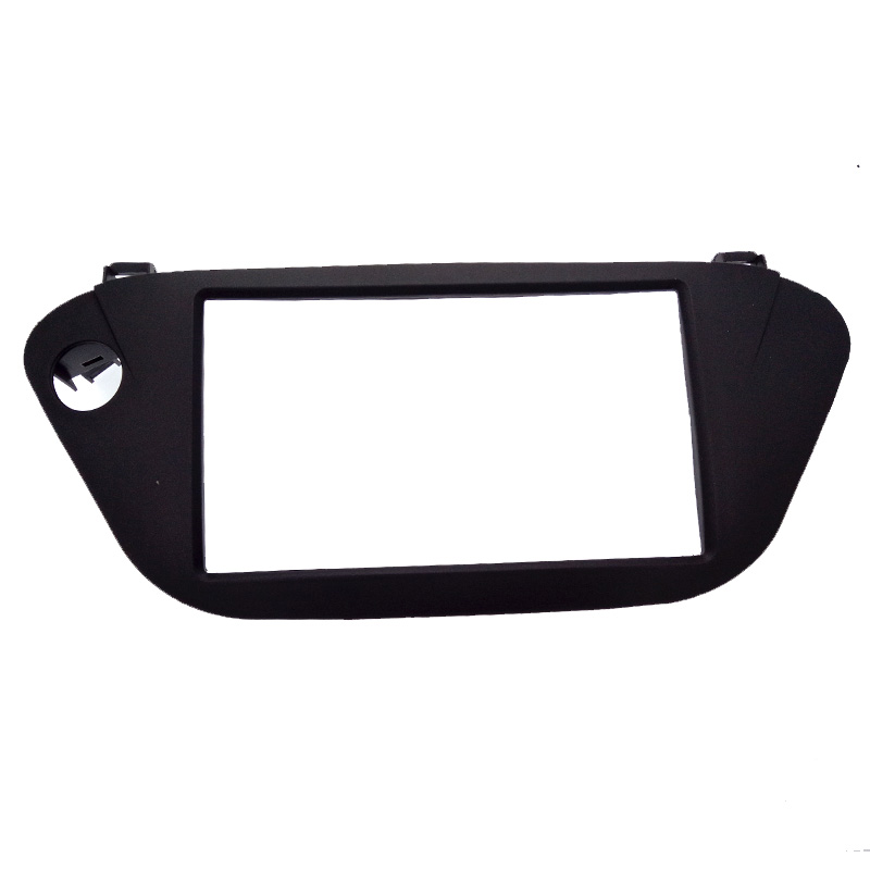 Size 173mm 98mm NEW DOUBLE DIN 2DIN DVD refitting frame Front Fascia for font b TOYOTA