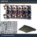 Головка блока цилиндров F16D3 A16DMS для buick Excel Chevrolet Chevy AVEO LOVA Daewoo Nubira Lacetti 1 6 л 16 В с прокладкой 96378691