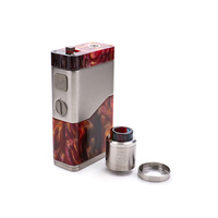Pre Order Original WISMEC Luxotic NC 20700 Box MOD Max 250W Output Multiple Circuit Protection E