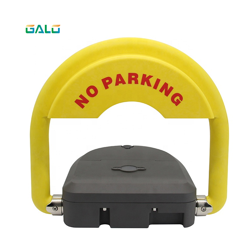 Automatic Waterproof Zinc Alloy Material Space Car Parking Lock