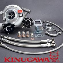 """Kinugawa заготовка турбокомпрессора болт-на 2,"""" TD05-16G 6 см T3 v-диапазон для SAAB 900 9000 STD"""