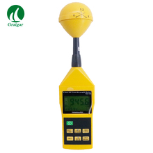 New Tenmars TM-196 Frequency 10MHz~8GHz 3 Axis Electrosmog RF Field Microwave TM196 EMF Meter by Fast Shipping