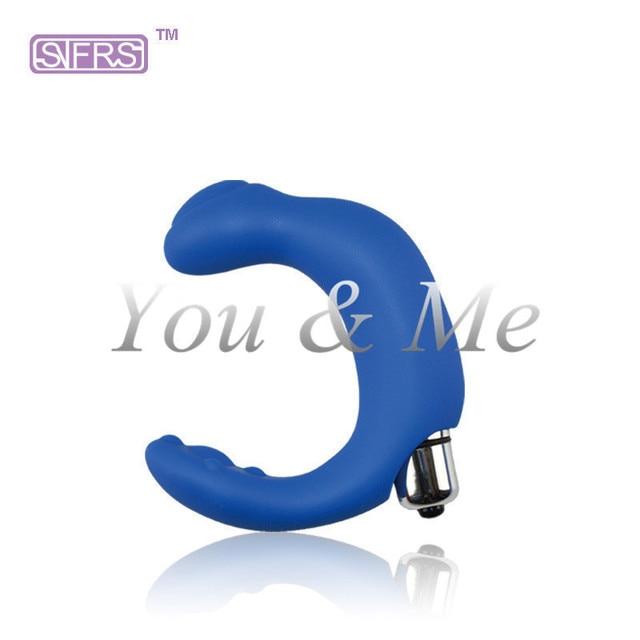 Multi-Vibration Prostate Massager  Waterproof Detachable Prostate Massager G-Spot Vibrator Anal Toys Sex Toys Adult Sex Products