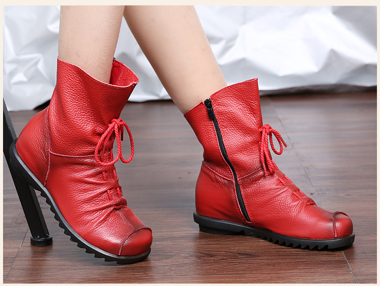 Женские ботинки 2017 mujer
