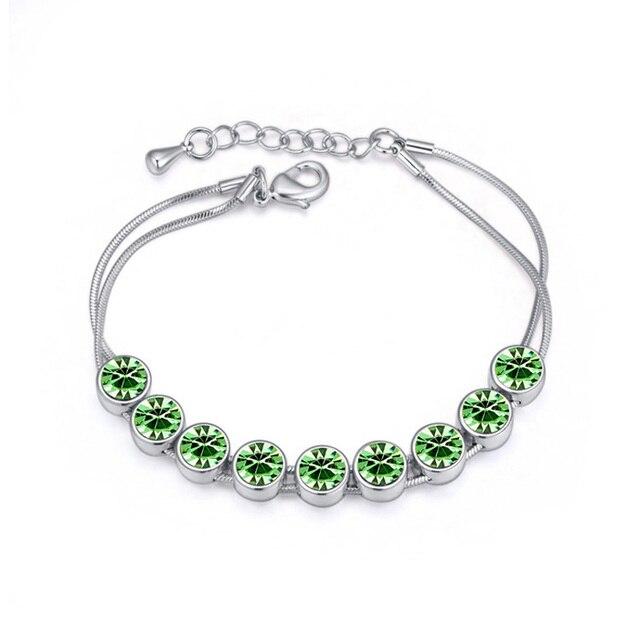 Black Diamond Crystal Wrap Bracelet Giveaway from