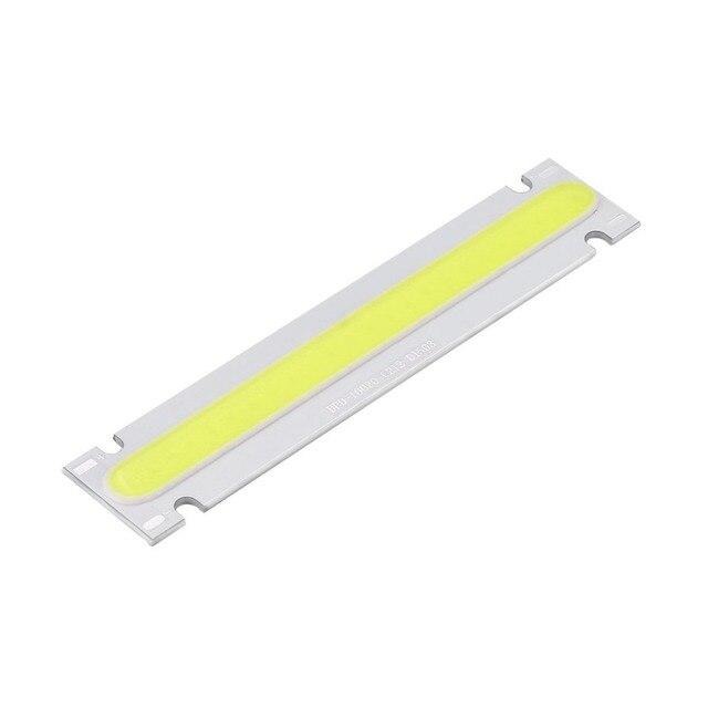 ICOCO 12V 5W Strip 150x26mm COB LED Module Warm Cold White Colors Optional Bar DIY