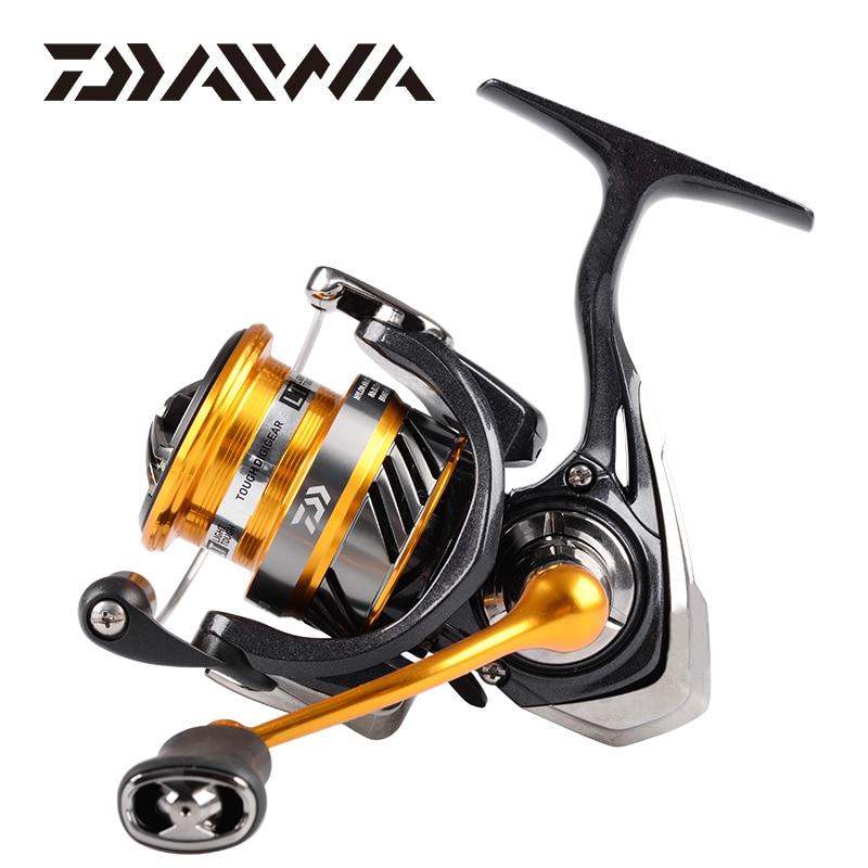 2019 Original DAIWA REVROS LT Spinning Fishing Reel 1000XH/2000XH/2500XH/3000CXH/4000CXH/5000CXH Gear Ratio 5.7:1/6.2:1 4+1BB Fishing Reels     - title=