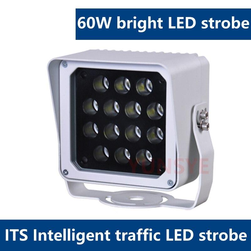 YUNSYE CCTV LED Strobe  60W  CCTV ITS Highlight LED strobes License  flash lamp ITS LED Strobe cctv led strobe 180w road strobe led its strobe cctv its highlight led strobes