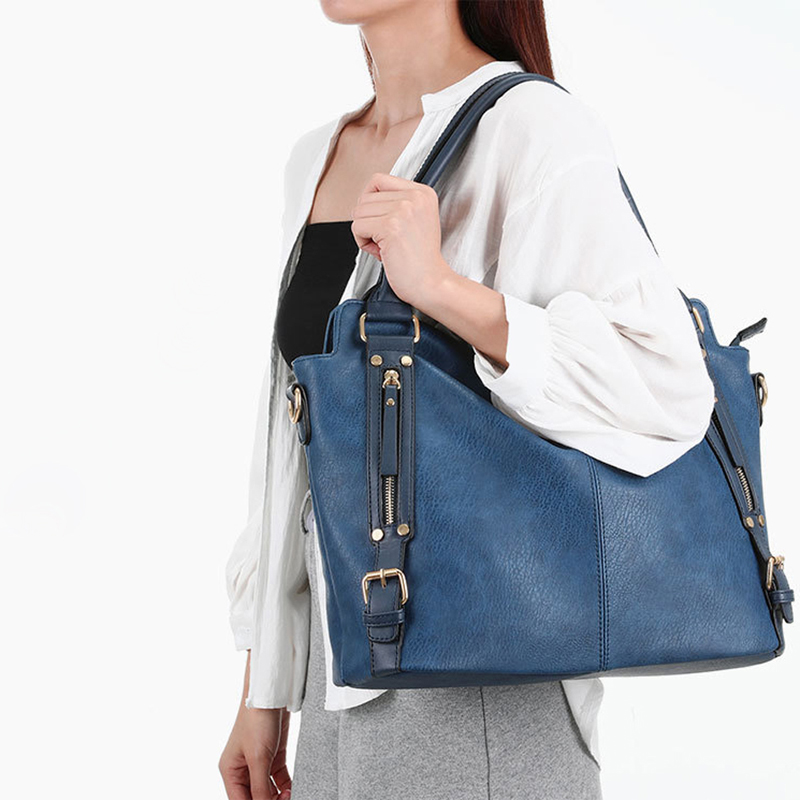 Handbags for Women Luxury Fashion Women Shoulder Bags Hobo Handbags Top-Handle Purse For Ladies fashion luxury cluth bags ladies purse 100