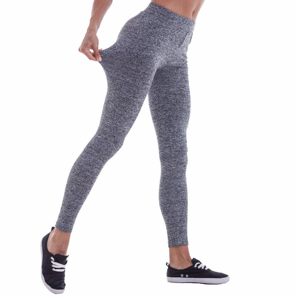 Soisou Autumn Summer Casual Push Up Leggings Women Summer Workout Polyester Jeggings Breathable Slim Leggings Women