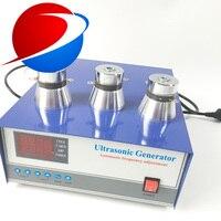 3000 W 28 KHZ Potência ajustável Gerador de Limpeza Ultra sônica Para O Motorista Transdutor de Ultra sônica Submersuble Pack|Peças p/ limpador ultrassônico| |  -