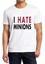 Hater I Hate Minion Parody Summer Top