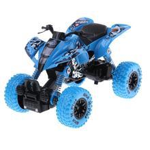 Saleaman Vicces Motorkerékpár 1:32 Scale Diecast Húzza vissza Nagy Kerék Hegymászó Motorkerékpár Jármű Modell Gyermek Játékok
