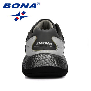 Image 2 - BONA 2019 New Adult Men Sneakers Spring Autumn Breathable Krasovki Shoes Trendy Casual Shoes Male Tenis Masculino Man Footwear