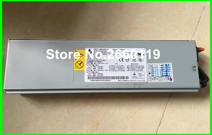 power supply for X3400 X3500 M2 M3 39Y7387 39Y7386 69Y5862 69Y5863 DPS-980CB A, fully tested