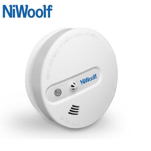 Unabhängige/Drahtlose Wärme + Rauchmelder Temperatur Sensor Küche ...
