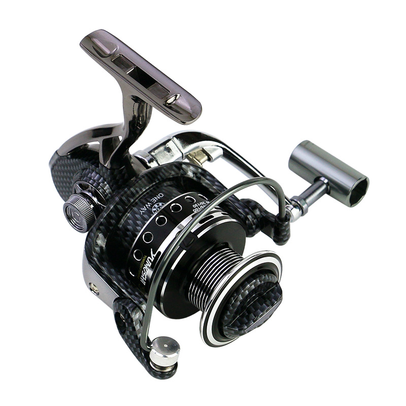 Full metal Aluminium body Super Quality Fishing Wheel 13+1BB 1000-7000 Series Spinning Reel Boat Rock Bait Carp Fishing Reel
