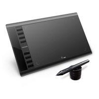 Ugee M708 10x6 Inch Drawing Area Graphics Drawing Tablet With 10x6 Inch Drawing For Area Art