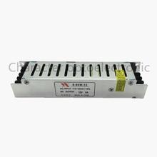 цена на Lighting Transformers LED Driver AC85-265V  DC12V 5A 60W Power Adapter 5A for LED Strip Light Switch Power Supply LED Driver