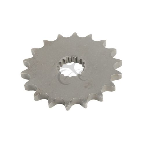 Motorcycle Front 18 Tooth Sprocket Carbon Steel For Suzuki B-KING 1340 2007-2010 2008 2009