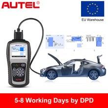 Autel MaxiLink ML519 OBD2 сканер автомобильный диагностический инструмент сканер двигателя EOBD OBD 2 считыватель кодов стетоскоп разъем сканер для автомобиля