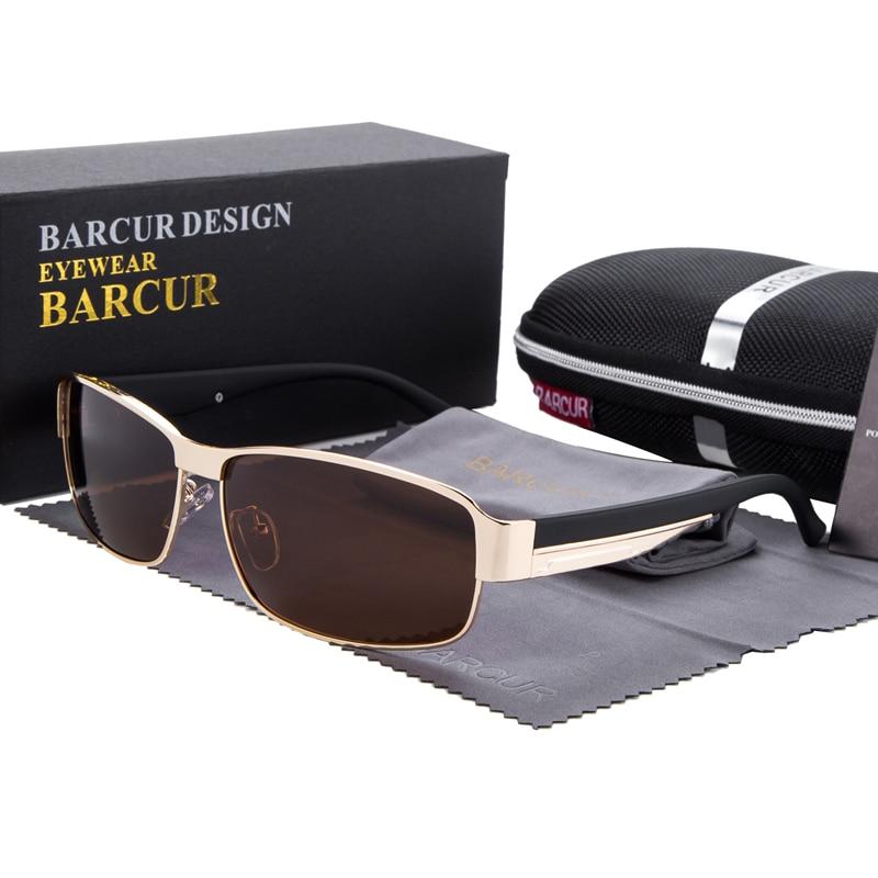 Syzet e diellit BARCUR për drejtimin e syzeve për burra Dielli për - Aksesorë veshjesh - Foto 5